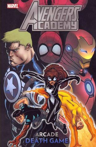 Avengers Academy: Arcade: Death Game