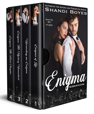 Enigma: The Complete Collection: Four book box set (Perception 6)