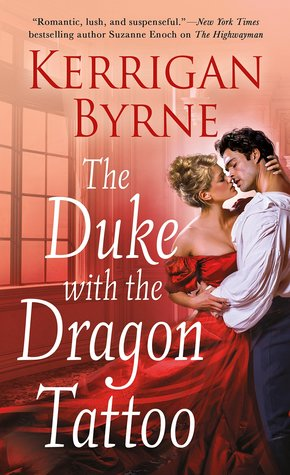 The Duke with the Dragon Tattoo (Victorian Rebels, #6)