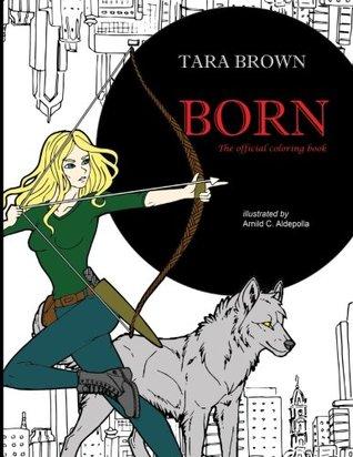 Born official Coloring Book