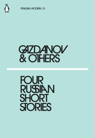 Four Russian Short Stories by Gazdanov & Others