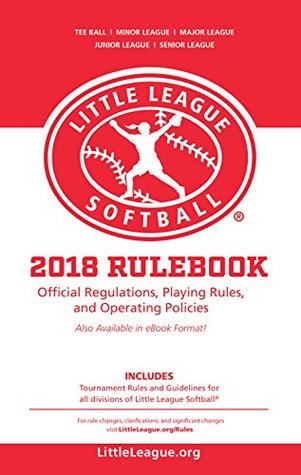 Official Little League Rule Book