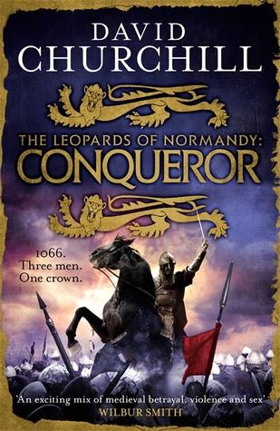 Conqueror (Leopards of Normandy #3)