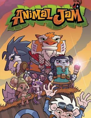 Animal Jam: Coloring Book for Teens and Kids