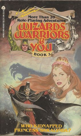 Who Kidnapped Princess Saralinda? (Wizards, Warriors & You, #3)