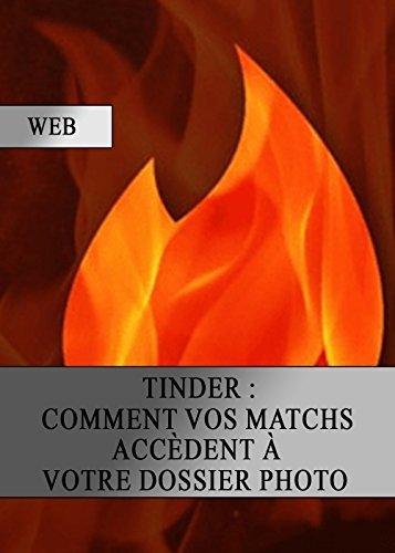 Tinder : Comment vos Matchs Accèdent à votre Dossier Photo