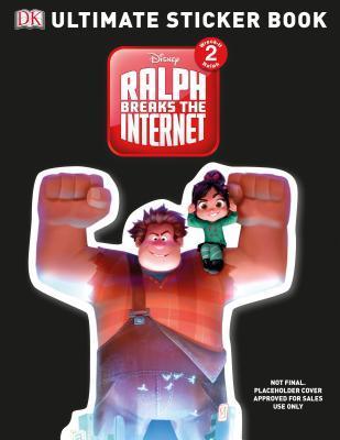 Ultimate Sticker Book: Disney Ralph Breaks the Internet