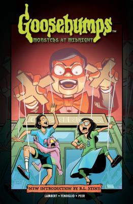 Goosebumps: Monsters at Midnight (Vol. 1-3)
