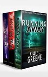 The Ravaged Land Series - Books 4-6: Running Away, Escaping Fear, & Fighting Back