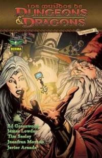 Los Mundos de Dungeons and Dragons. Volumen 2