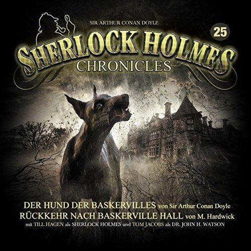 Sherlock Holmes Chronicles 25 - Der Hund der Baskervilles / Rückkehr nach Baskerville Hall