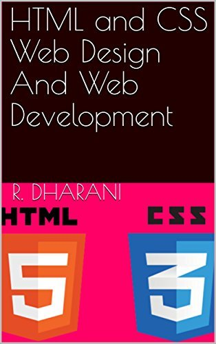 HTML and CSS Web Design And Web Development