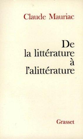 De la littérature à l'alittérature