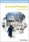 Le Grand Meaulnes (GF Etonnants classiques)