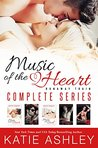 Music of the Heart: Runaway Train, The Complete Series (Runaway Train, #1-4)