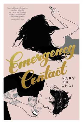 Image result for emergency contact goodreads