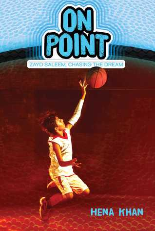 book cover of basket ball player