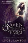 The Raven Queen's Harem (Reverse Harem Paranormal Romance Complete Series)