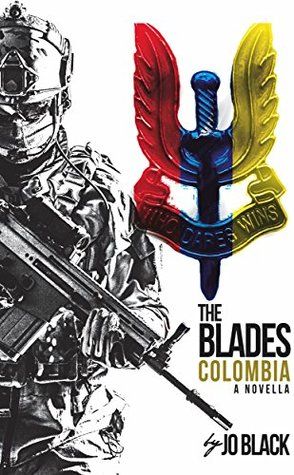 Colombia (The Blades SAS Novellas Book 2)