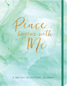 Peace Begins with Me Journal: A 365-Day Devotional Journal