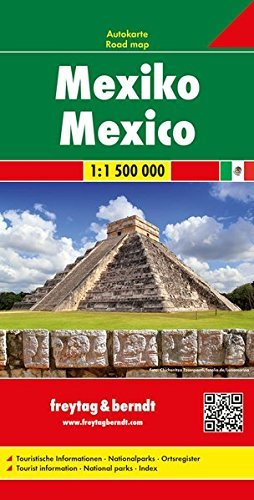 Mexico, Road Map
