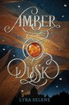 Book cover for Amber & Dusk