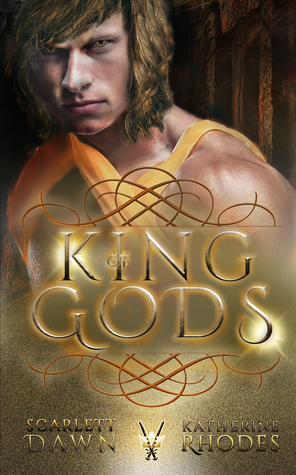 King of Gods (Vampire Crown, #2)
