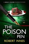 The Poison Pen (The Gold and Silver Murder Mysteries, #2)