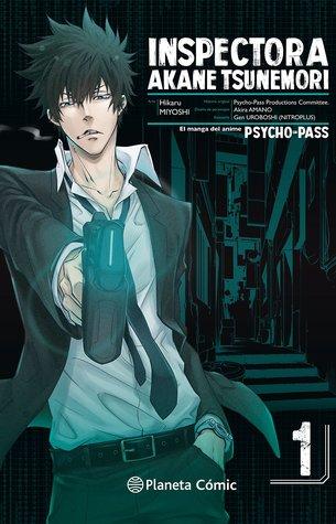 Psycho-Pass 1 [Inspectora Akane Tsunemori]