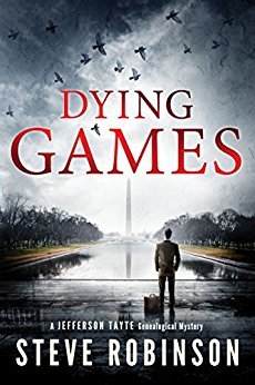 Dying Games (Jefferson Tayte Genealogical Mystery, #6)