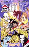 ONE PIECE 88 (One Piece, #88)