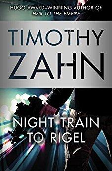 Night Train to Rigel (Quadrail Book 1)
