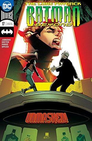 Batman Beyond (2016-) #17