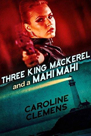 Three King Mackerel and a Mahi Mahi by Caroline Clemens