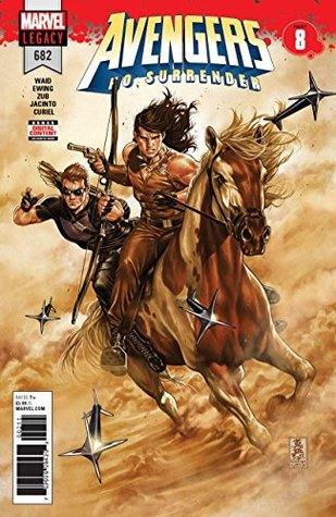 Avengers (2016-) #682