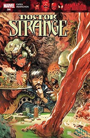 Doctor Strange #386