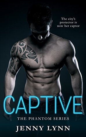 Captive (The Phantom Series, #1)
