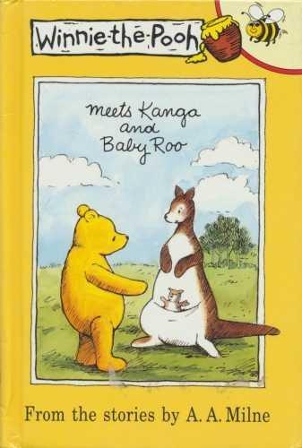 Winnie the Pooh Meets Kanga and Baby Roo (Buzz books)