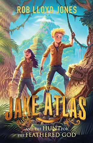 Jake Atlas and the Hunt for the Feathered God (Jake Atlas #2)