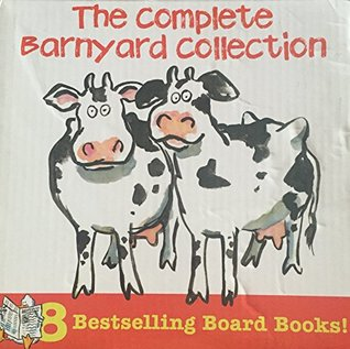 The Complete Barnyard Collection Board Books