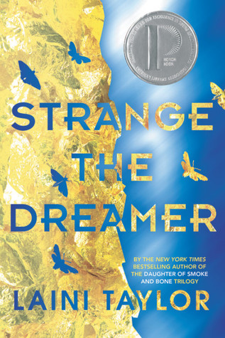Strange The Dreamer 1 By Laini Taylor