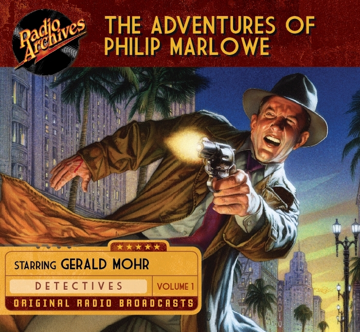 "The Adventures Of Philip Marlowe -Old Time Radio Episode -""The Dear Dead Days"" -1951"