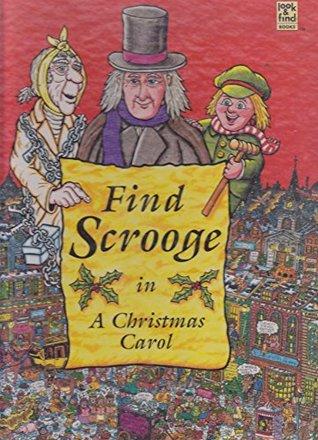 Find Scrooge in a Christmas Carol