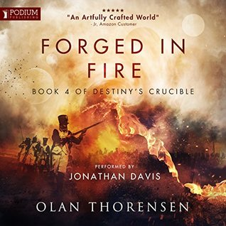 Forged in fire destinys crucible 4 by olan thorensen fandeluxe Images