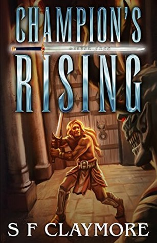 Champion's Rising (Champion of Psykoria Book 1)