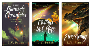 The Barnacle Chronicles by L.V. Pires