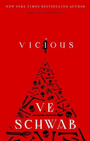 Vicious (Villains, #1)