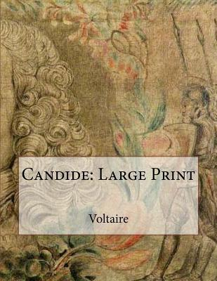 Candide: Large Print