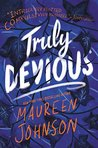 Book cover for Truly Devious (Truly Devious, #1)