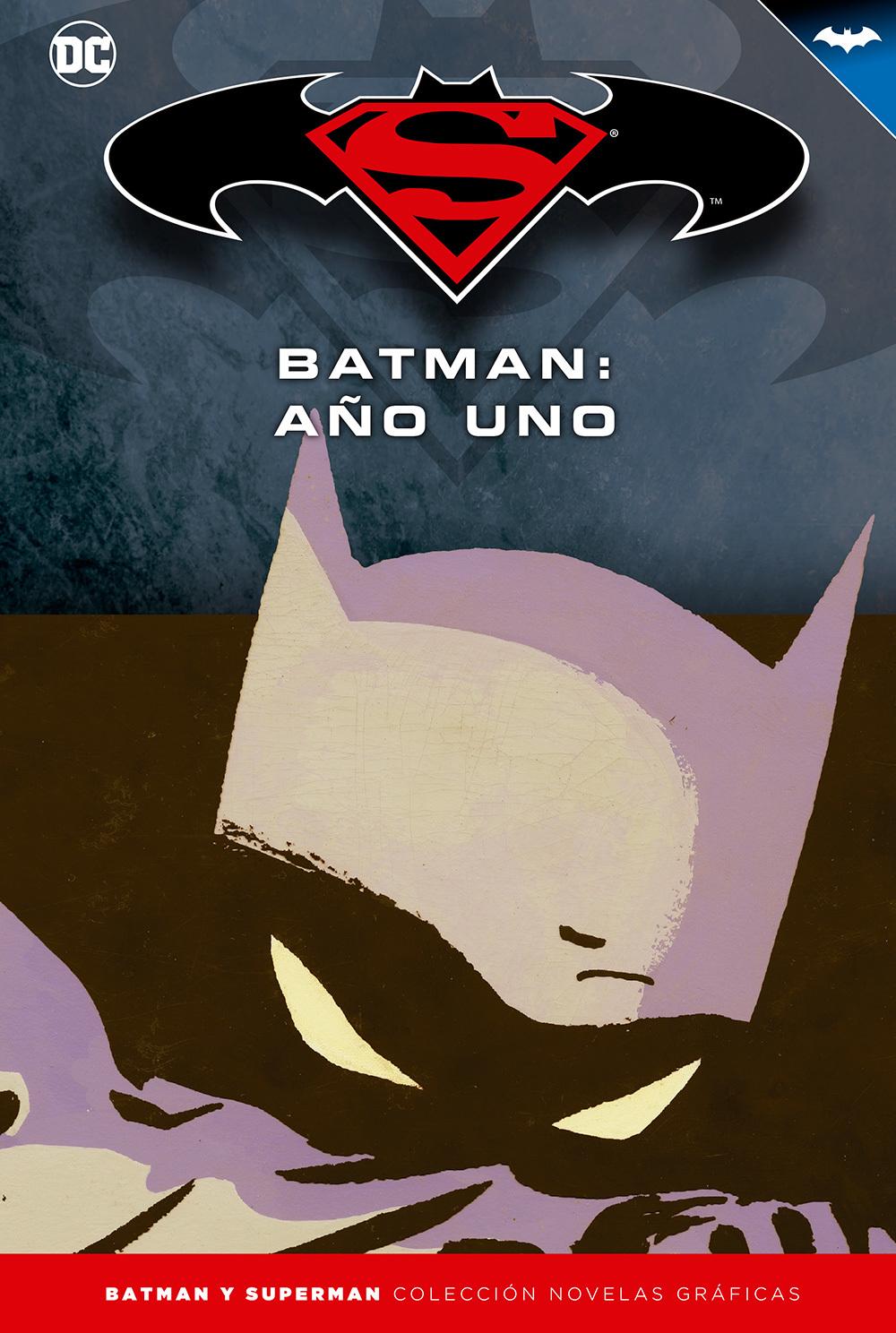 Batman: Año Uno (Colección Novelas Gráficas Batman y Superman, #13)